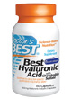 Best Hyaluronic Acid with Chondroitin Sulfate