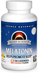 Melatonin Sublingual - 5 mg