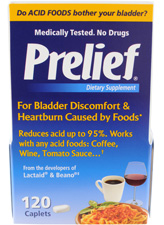 Prelief - Safe Acid Reducer