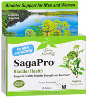 SagaPro Bladder Health & Urinary Frequency Support