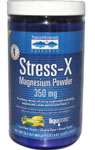 Stress-X Magnesium Powder - 24 oz Jar