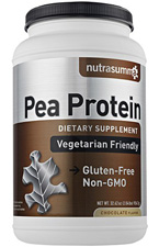 Pea Protein - Chocolate 1 lb or 2 lb