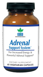 Adrenal Support System by Bairn Biologics - 60 Capsules