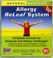 Allergy ReLeaf System, 60 Softgels by Herbs Etc.