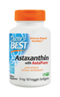 Best Astaxanthin 6 mg, 90 softgels by Doctor's Best