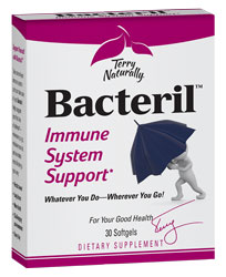 Bacteril by Terry Naturally - 30 Softgels