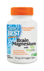 Best Brain Magnesium - 75 mg