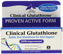Clinical Glutathione, 60 Slow Melt Tablets