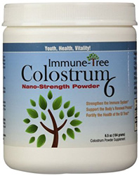 Colostrum6, 6.5 oz Powder by Immune Tree