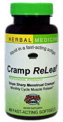 Cramp ReLeaf Menstrual Cycle Support, 60ct