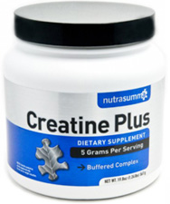 Creatine Plus - 1.26 lbs (20.1 oz) by NutraSumma