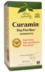 Curamin - 120 Capsules by Terry Naturally