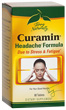 Curamin Headache Formula, 60 Tabs by Terry Naturally