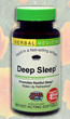 Deep Sleep - 60 or 120 Softgels