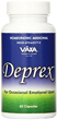 Deprex Homeopathic Medicinal 60ct by Vaxa