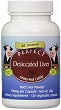 Desiccated Liver 750 mg, 120 Caspules by Perfect Supplements