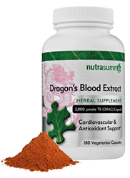 Dragon's Blood Extract, 180 Caps by NutraSumma
