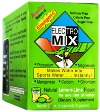 Emergen-C Electro Mix - 30 Packets