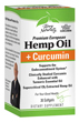 Hemp Oil + Curcumin by Terry Naturally - 30 Softgels