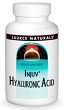 INJUV Hyaluronic Acid, 70 mg, 60 softgels by Source Naturals