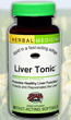 Liver Tonic by Herbs Etc., 60 Capsules