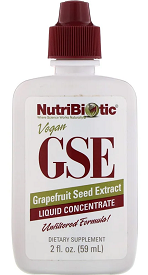 Grapefruit Seed Extract Liquid Concentrate, 2 fl oz