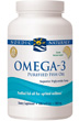 Omega-3 Fish Oil 1000 mg - 180 Softgels