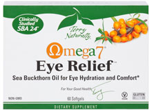 Dry Eye Relief Omega-7, 60 Softgels by Terry Naturally