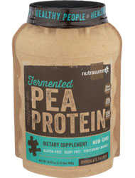 Pea Protein Chocolate 2 lb by NutraSumma