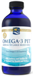 Omega-3 Pet Fish Oil Supplement 8oz by Nordic Naturals