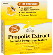 Bee Propolis Extract - 60 Capsules by Terry Naturally