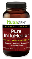 Pure InflaMedix 60 Capsules by Nutragen