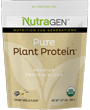 Pure Plant Protein Vanilla 1.97 lbs by Nutragen
