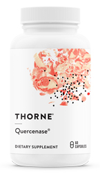 Quercenase, 60 Caps by Thorne Research Labs
