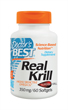 Real Krill Oil - 350 mg (60 softgels) by Doctor's Best