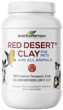 Red Desert Clay for Pets, 4lb - Detox & Remineralization