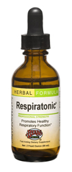 Respiratonic Expectorant, 2 oz by Herbs Etc.