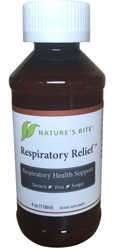 Respiratory Relief 4 oz by Nature's Rite