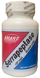 Serrapeptase Proteolytic Enzymes, 120 Caps by Smart Nutrition