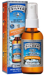Sovereign Silver Fine Mist Spray 2 oz