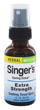 Singer's Saving Grace Soothing Throat Spray Extra Strength - 1 oz