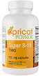 Super B-15 TMG 100 Capsules by Apricot Power