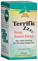 Terrific Zzzz by Terry Naturally - 30 count