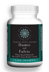 The Gift Fulvic & Humic Concentrate 90 Capsules