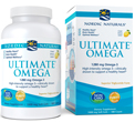 Ultimate Omega 1000mg, 180ct by Nordic Naturals