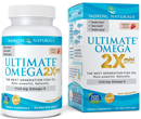 Ultimate Omega 2X 60 Capsules by Nordic Naturals