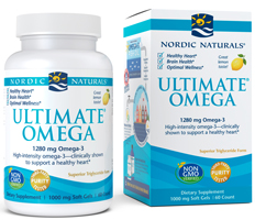 Ultimate Omega - 60 count