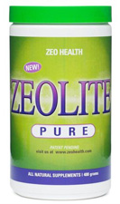 Zeolite Pure Mineral Clay - 400 grams