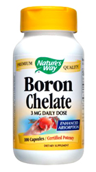 Boron Chelate - 3mg
