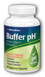 Buffer pH - 120 Capsules by NaturalCare